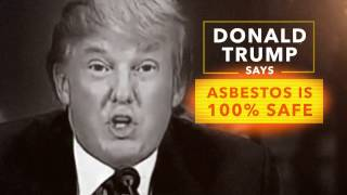 Trump and His EPA Nominee Fail to Protect Us From Asbestos
