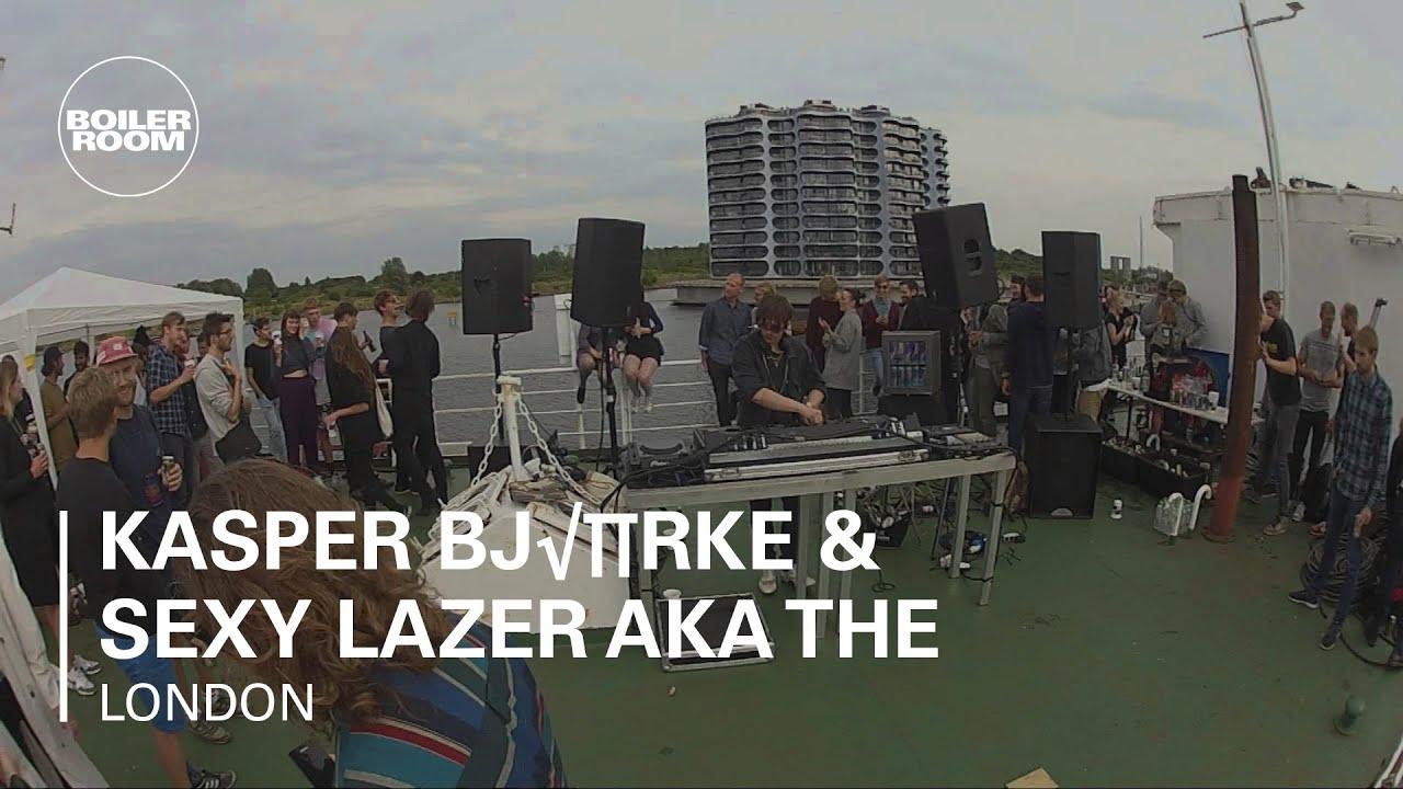 Download Kasper Bjørke & Sexy Lazer AKA The Mansisters Boiler Room DJ Set at STRØM