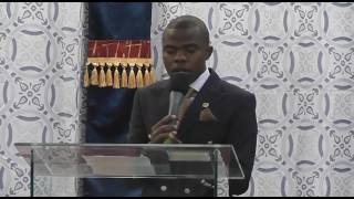 br pascal mwenge faith fountain ministries intl youth seminar 2017 06 17 that is why jesus came
