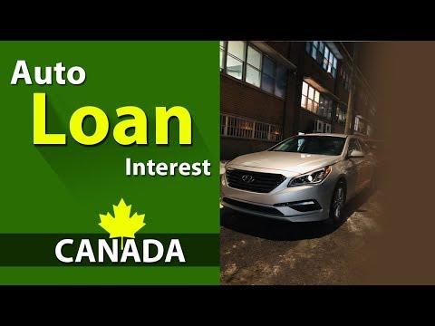 Car (Auto) Loan Interest Rate In Canada (kataria TV)