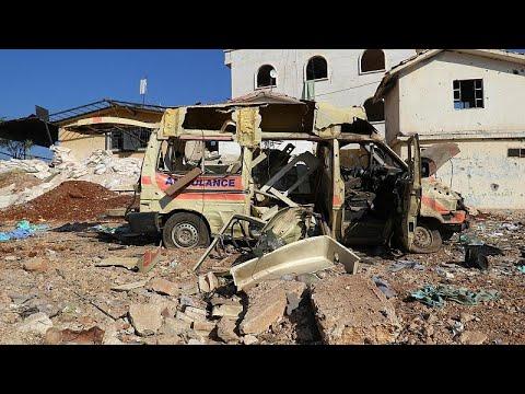 سانا: مقتل 12 مدنياً في قصف للمعارضة المسلحة في شمال سوريا…  - نشر قبل 10 دقيقة