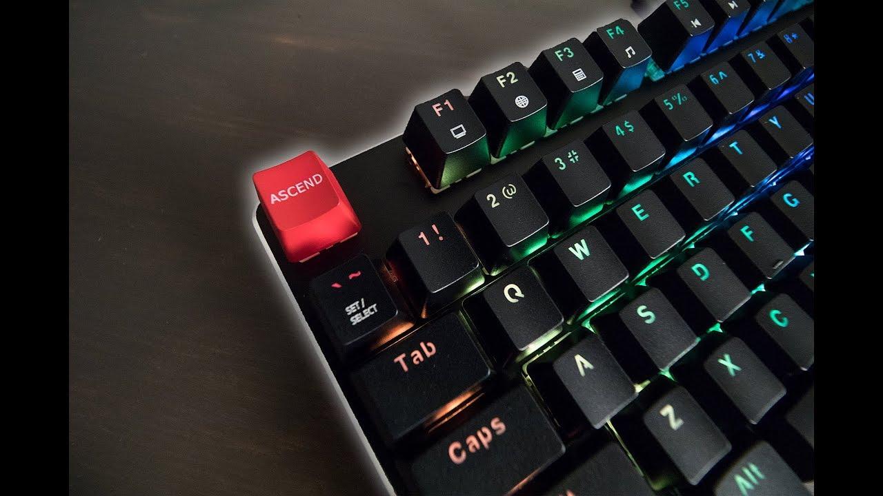 Glorious PC Gaming Race Modular TKL RGB Review