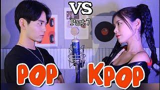 Download POP과 KPOP의 대결 | Sing Off | BTS, Psycho, 메테오, Yummy, Đen - Bài Này Chill Phết | Mashup