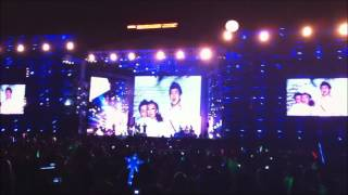 Wang LeeHom Music-Man II Malaysia concert ( I LOVE YOU )