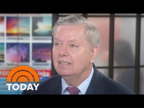 Lindsey Graham: Donald Trump Should 'Focus Like A Laser' On Health Care | TODAY