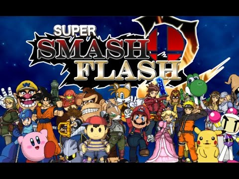 Super Smash Flash 2 - Play SSF2 1 1 0 1 Beta Online