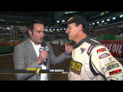 Indianapolis Monster Jam on FS1 - February 7, 2016!