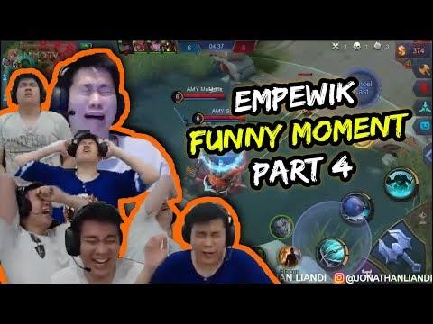 INI YANG KALIAN MINTA-MINTA COY, EMPEWIK FUNNY MOMENT PART 4!!