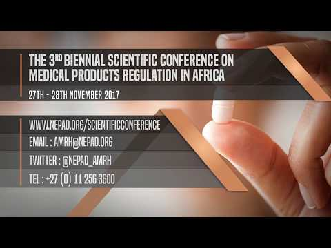 Full video teaser_3rd Biennial Scientific Conference on medical products regulation in Africa