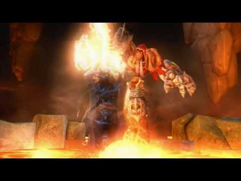 Darksiders Hellbook Two War's Arsenal Official [HD] video game trailer