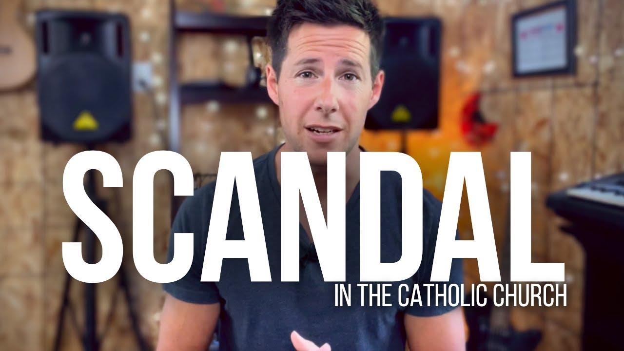 SCANDAL in the Catholic Church