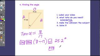 Year 10 - Trigonometry Review