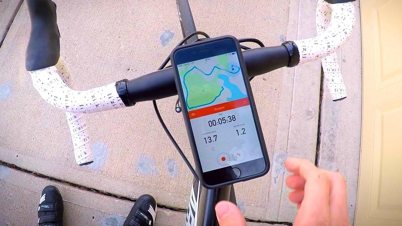 Quad Lock Bike Mount Setup Review Youtube
