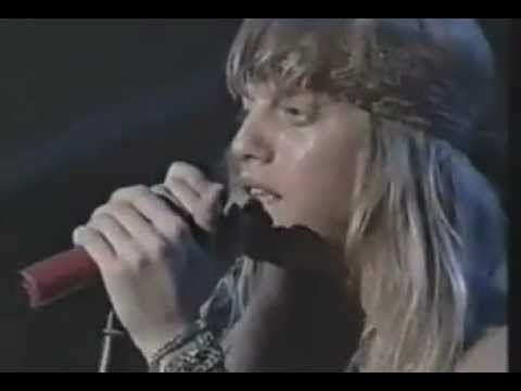 Warrant - Live In Japan 1991 (full show)