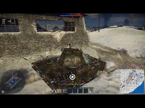 War Thunder: Panther x6 Kill of 6