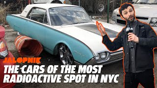 The Cars of the Most Radioactive Spot in NYC
