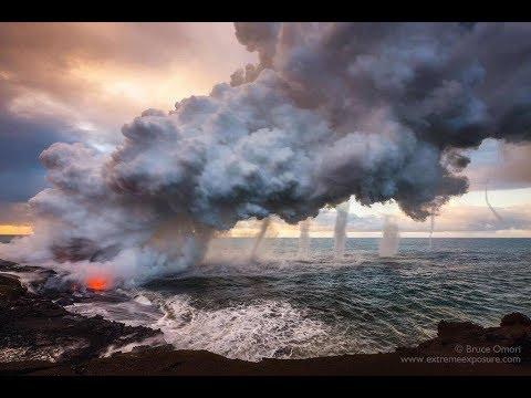 Kilauea's Explosive Eruption * Biblical Hail Kills People, Crops * 5/17/2018