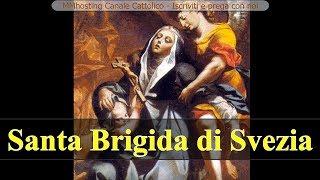 Santa Brigida - vita e preghiera