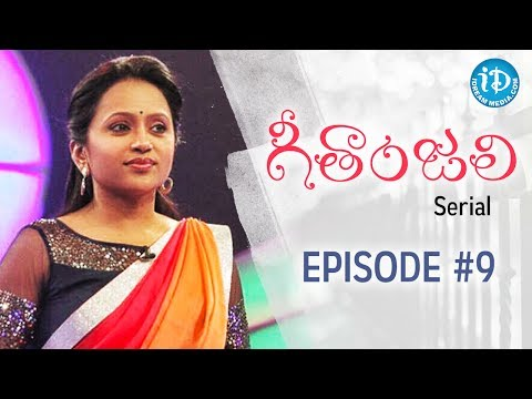 Suma's Geethanjali Serial - Epi #9 | First Telugu Serial Completely Shot In USA - Only On iDream