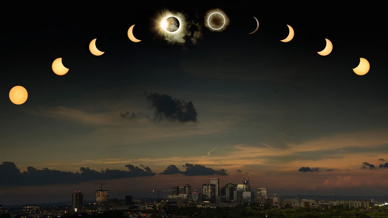 Everyone Was On Drugs For The Solar Eclipse