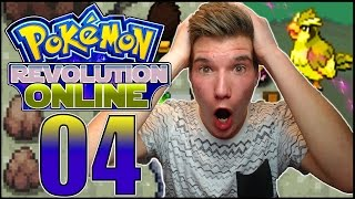 SHINY UND GAME OVER!? Let's Play Pokémon Revolution Online Part 4