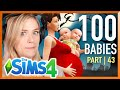 Single Girl Births A Two Headed Baby In The Sims 4 Part 43