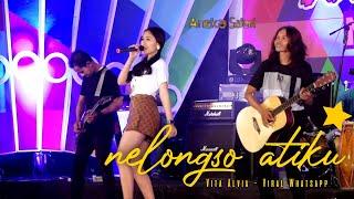 Vita Alvia - Nelongso Atiku ( Official Music Video ANEKA SAFARI ) #music