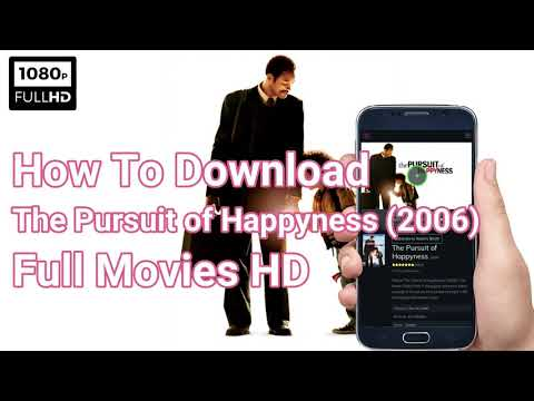 How To Download The Pursuit Of Happyness 2006 Full Movies In HD | Download The Pursuit Of Happyness