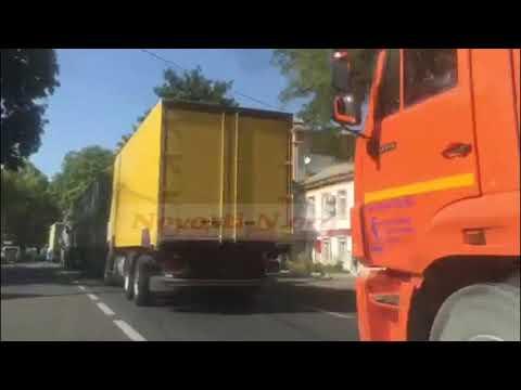 Новости-N: Пробки у Варваровского моста