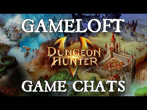 Dungeon Hunter 5 Update 1 Preview - Game Chats