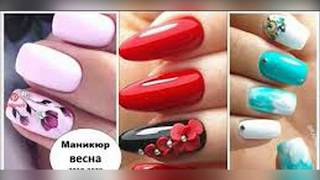 КРАСИВЫЙ МАНИКЮР 100 ИДЕЙ ДИЗАЙН НОГТЕЙ 2020