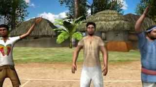 Desi Adda: Games of India game trailer (PS2, PSP)
