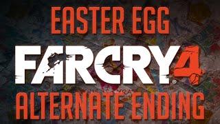 Far Cry 4 - Alternate Ending (finish The Game Under 15 Minutes) (secret Ending) [easter Egg]