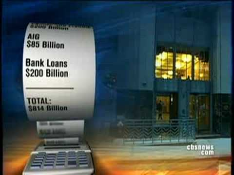 Feds Step In To Rescue Banks