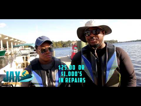 Jax Jet Ski Rentals Safety Video