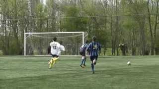 U16 Sp Lokeren - Club Brugge   2 - 4