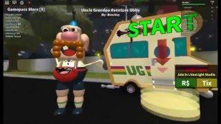 ROBLOX: Uncle Grandpa Adventure Obby - Brackey - Gameplay nr.0486