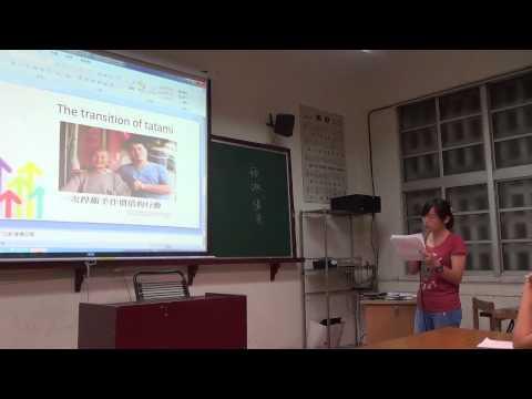 104-0519 余境萱老師「用英語介紹台南」
