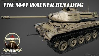 M41 Walker Bulldog is Walking Out of My life World of Tanks Blitz