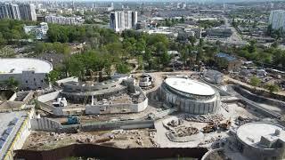 Харьковский зоопарк  Реконструкция