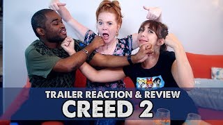 Creed 2 Trailer Review & Reaction | PopPreview Episode 94