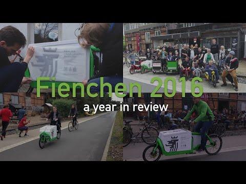 Der Fienchen-Jahresrückblick 2016