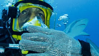 Why Mike Tyson Is Swimming With 30 Sharks