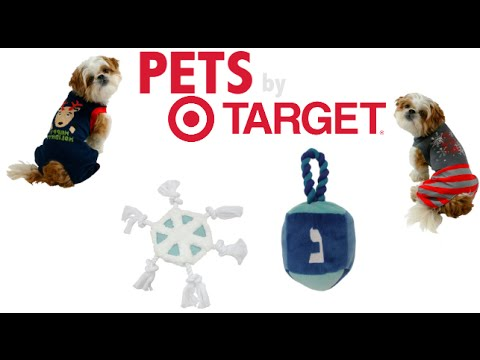 Holiday Dog Toys & Products from Target