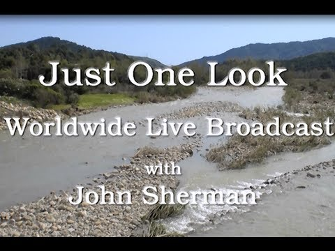 Just One Look Live Broadcast with John Sherman - January 13, 2013