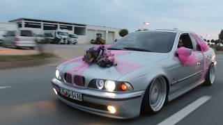 BMW E39 DRİFT