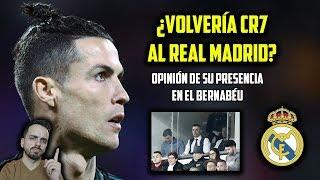 ¿PODRÍA VOLVER CRISTIANO RONALDO AL REAL MADRID? · MI OPINIÓN · VINICIUS LE DEDICÓ EL GOL