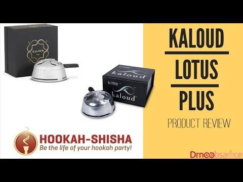 KALOUD LOTUS PLUS | APPLE ON TOP | HOOKAH-SHISHA PRODUCT REVIEW
