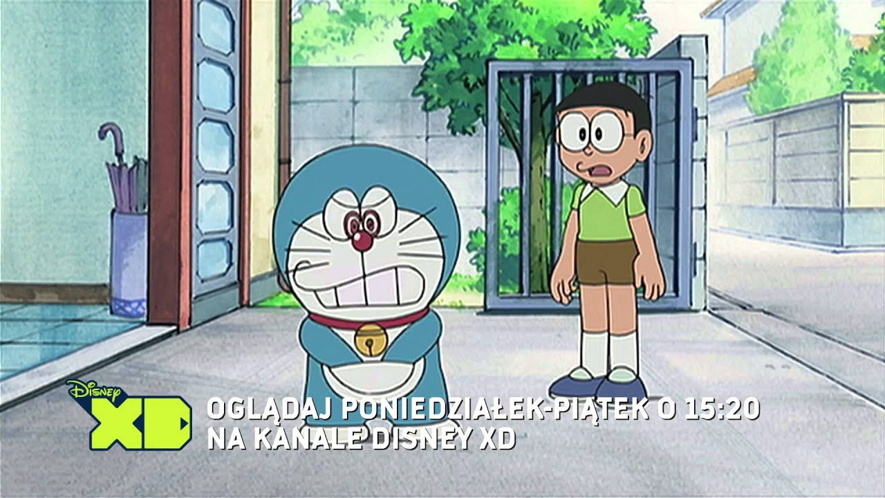 Doraemon nowy serial od 20 stycznia w Disney XD