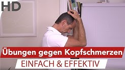 Kopfschmerzen // 3 einfache Sofort-Übungen von Liebscher & Bracht